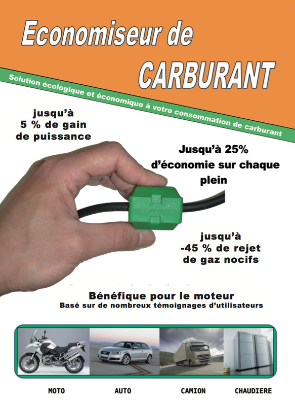 Economiseur de carburant diesel ou essence avantages